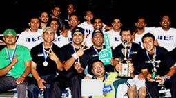 Higher Ed - Seventh annual UHCL-ISA Cricket Tournament picture