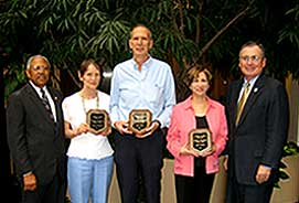 Higher Ed - Faculty & Staff Awards Presentation picture