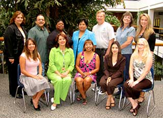 Higher Ed - New Support Staff Officers - UHCL picture