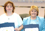 CCISD - Teacher Award picture