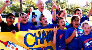 CCISD - Channel 2 Sunshine Award picture